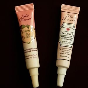 Too Faced primers, two items